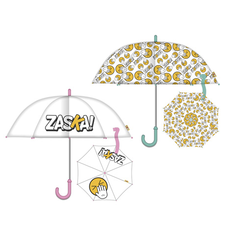 Umbrella Zaska Automatic 58/8 Assorted