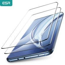 ESR – Film en verre trempé Anti-rayons bleus pour Xiaomi Mi10 10/10 Pro, couverture complète de l'écran de protection souple TPU antidéflagrant