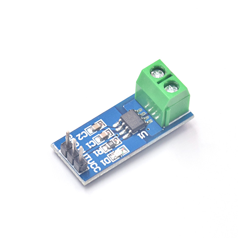 Free Shipping 20Pcs/lot Hot Sale ACS712 30A Range Hall Current Sensor Module ACS712 Module For Arduino 30A