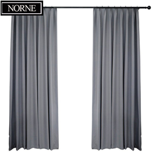 NORNE Modern Grey Blackout Cur