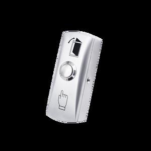 Image 2 - アクセス制御のための終了ボタンアルミ合金と下のボックス寸法: 80Lx30Wx23H(mm) 、最小: 1 個