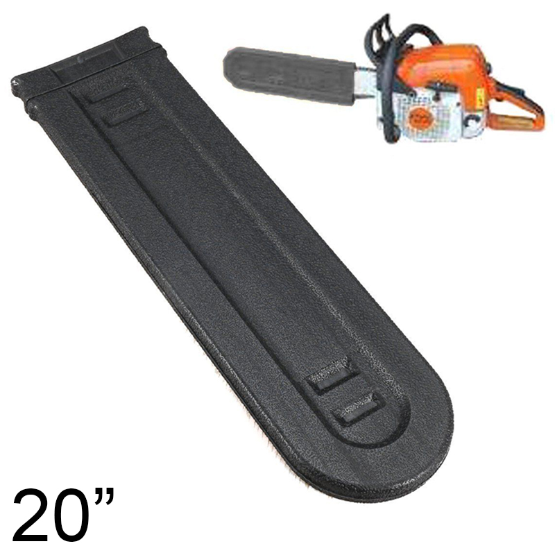 20 Inch Orange Chainsaw Bar Protect Cover Scabbard Guard For Stihl Husqvarna Replace Highly Matches Original Equipment