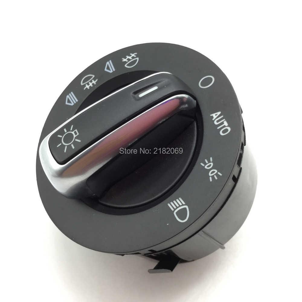 Replace # 4FD941531A 4F1941531E Head Light Switch Control 4F1941531E for Audi A6 Avant A6 Allroad Q7/A3 Headlight Fog Lamp