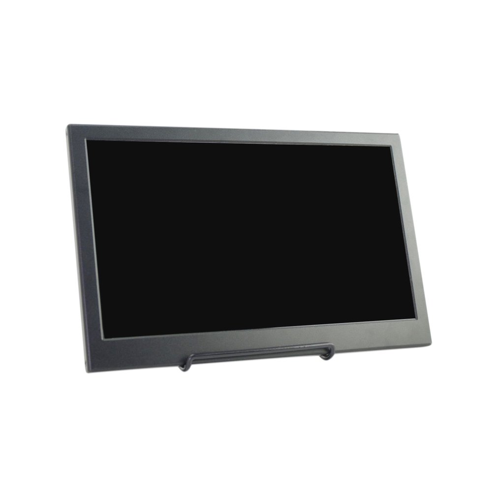 <font><b>13.3</b></font> inch Portable Monitor HDMI 1366*768 HD IPS <font><b>Display</b></font> Computer LED Monitor with Leather Case for PS4 Pro/Xbox/Phone image