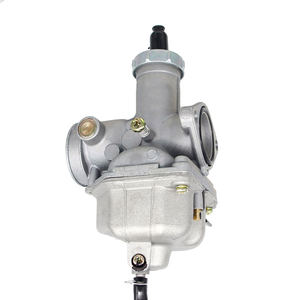 Image 5 - Hoge Kwaliteit Pz27 Mm Kabel Choke Carburateur 125 150 200 250 300cc Atv Quad Go Kart PZ27 Motorfiets Carburateur Zonder handvat