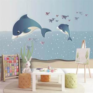Milofi Wallpaper Mural Living-Room 3D Custom for Bedroom Decoration Painting Background-Wall