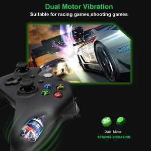 Image 2 - Wireless Controller For Microsoft Xbox One Computer PC Controller Controle Mando For Xbox One Slim Console Gamepad PC Joystick