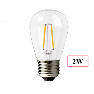 Image 5 - Thrisdar 10M S14 String Light 10PCS E27 LED Retro Edison หลอดไฟกลางแจ้งสวน Patio วันหยุด garland Light