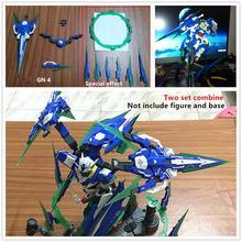 GN 4 kılıç IV tam Saber Bandai MB MG 1/100 GNT 0000 00Q Gundam D035