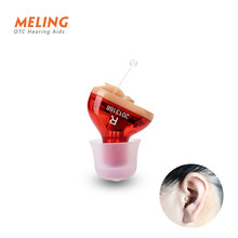 Q10 Hearing Aids Audifonos for Deafness/Elderly Adjustable Micro Wireless Mini Size Invisible Hearing Aid Ear Sound Amplifier