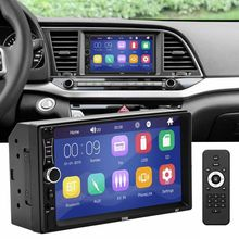 Car Multimedia Player 7 inch HD Touch Screen 2 Din MP5 Palyer FM Radio Video Audio Stereo TF USB AUX MP3