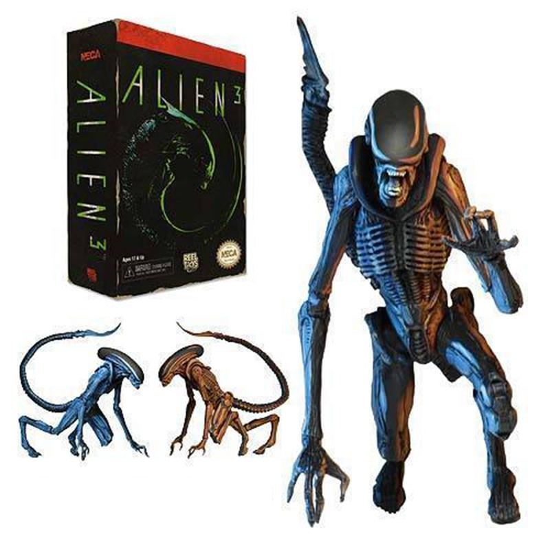 NECA-Alien-Figure-Alien-3-Xenomorph-Predators-Riple-Action-Figure-Model-Toy