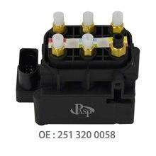 الهواء تعليق صمام الملف اللولبي كتلة لمرسيدس-بنز W164 W166 W221 W251 W212 GL350 X164 ML350 R320 S350 SL63 جديد A2123200358