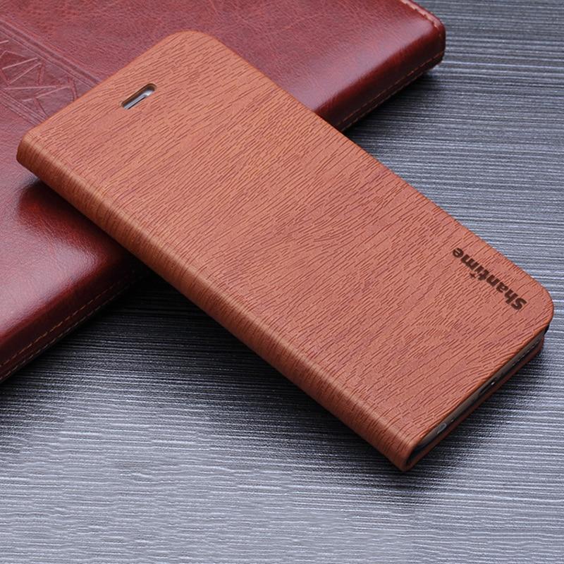 PU Leather Phone Case For Xiaomi Redmi Note 7 Flip Book Case For Xiaomi Redmi Note 7 Pro  Business Case For Xiaomi Redmi 7 Cover
