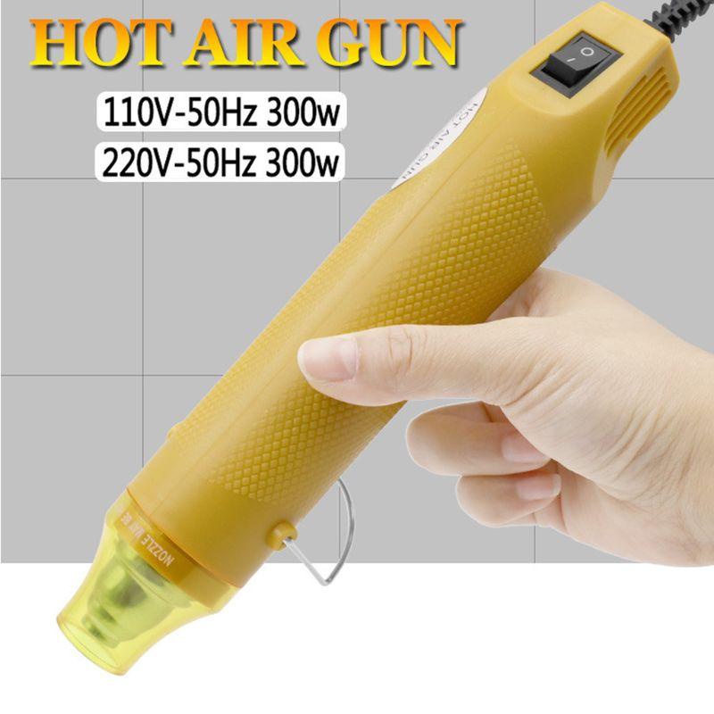 calor elétrica armas ar quente ferramenta 300