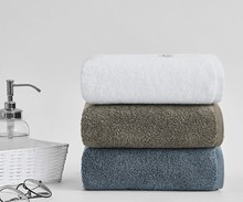High-grade soft Luxury Hotel Towel White Pink blue coffee green Bath Soft Thick Absorbent 70*140cm Large Cotton Towels