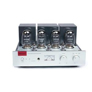 Image 2 - Douk audio Hi end Bluetooth Stereo Integrated KT88 Push Pull Vacuum Tube Amplifier HiFi Headphone Amp