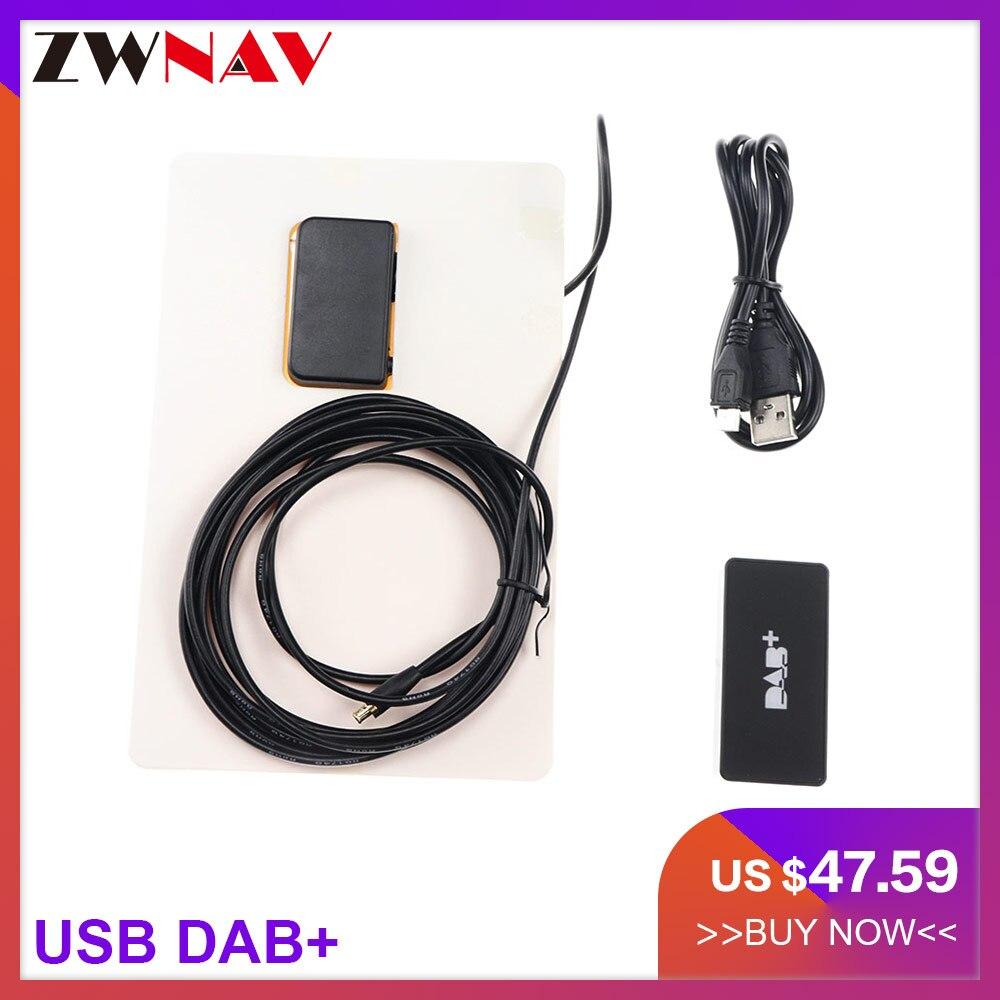 Digitalradio DAB USB Radio Empfänger Antenne für Audi BMW Ford Seat Skoda VW