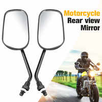 Pair air Left&Right  Universal Motorcycle Mirror Scooter E-Bike Rearview Mirrors Electrombile Back Side Mirror SH-1667