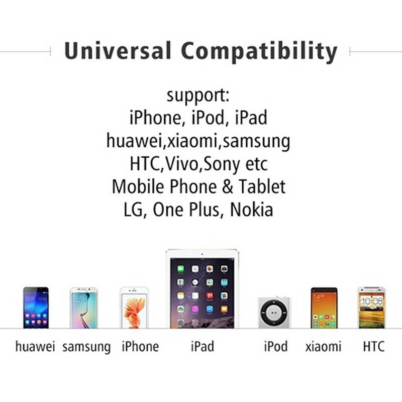 טלפון מהיר תשלום רכב Keychain טלפון מטען לרכב מפתח שרשרת מפתח טבעת 2 נמל עבור IPhone סמסונג Tablet