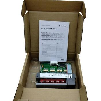 100% new original 1746-IB16 I/O Module Digital 16 Inputs Allen Bradley plc резистор allen bradley 2w 160 ohm