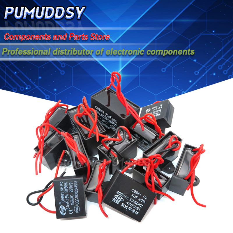 20uF  440Vo 4 12.5 1.5 16 6 2.5 5 10 14 7 3 8 Motor Run Capacitor 1