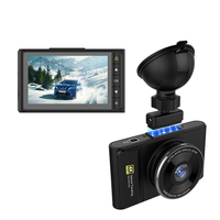 4K WiFi GPS WDR Mobile Phone Control Car DVR Camera 170 Degree Wide Angle Magnetic Holder Multi language 6G Lens App Connection
