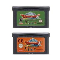 Video Game Cartridge Console Card 32 Bits Dragon Quest Monsters Series For Nintendo GBA image