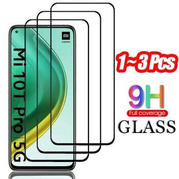1~3 Pcs, Vetro Temperato Mi 10 T Pro Xiaomi 9T Vetro Temperato Mi10T Pro Screen Protector Mi 9 T Pro Glass Mi 10T Screen Protector Mi 10T Pro Pellicola Vetro Mi9T Pro Xiaomi Mi 10T glass