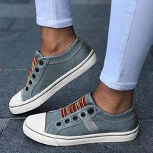2020 fashion mesh spring summer lace up breathable women sneakers