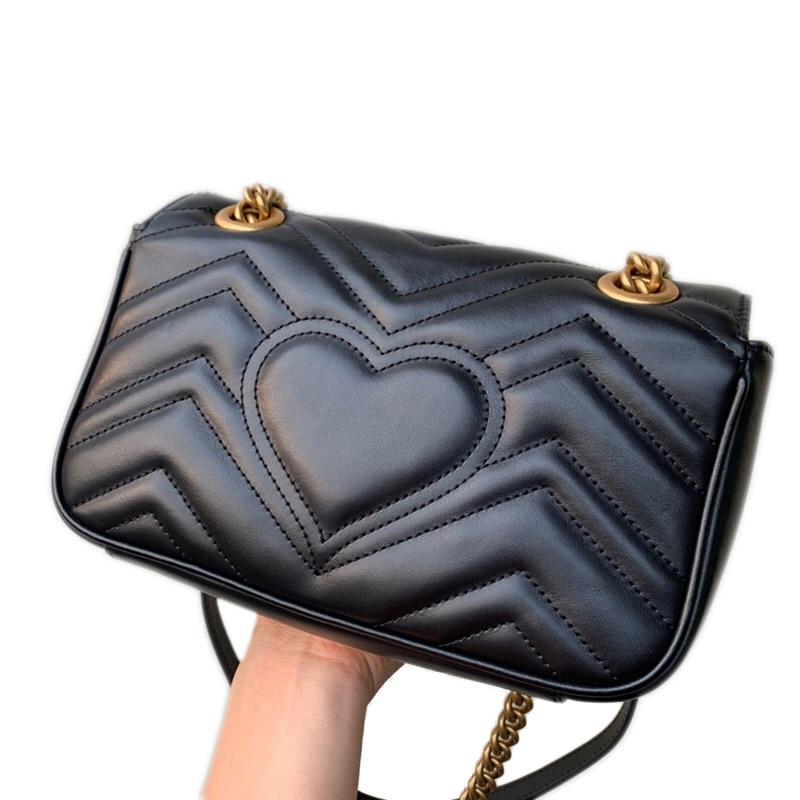 Luxury Genuine Leather Vintage Fashion Luxury Brand Design Women Bag Diamond Lattice Shoulder Bag Crossbody Bag Party Bag