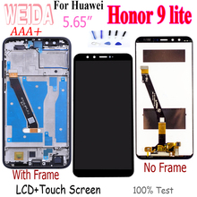 WEIDA forHuawei Honor 9 Lite Lcd Display Touch Screen Assembly forHuawei Honor9 Lite Display LCD LLD-TL10 LLD-AL10 LLD-L31 ltm190m2 l31 lcd display screens