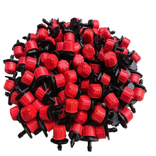 Irrigation Drippers Sprinklers Watering-System Emitter Adjustable Micro for 50-800pcs