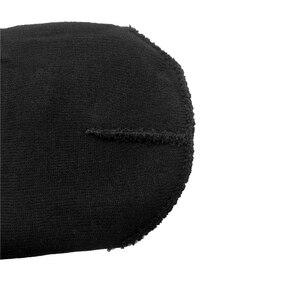 Image 4 - Hiver automne Cool tendance sertissage motif texte bonnets chapeaux homme femmes enfant doux tricot broderie garder au chaud froid casquettes en plein air W72