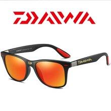 Daiwa Men's Fishing Polarized Sunglasses 2020 Fashion New Retro Driving Riding