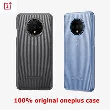 100% Officiële Kussen Cover Case Voor Oneplus 7T Beschermende Bumper Originele Accessoires