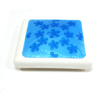 Cross Border Guangdong Dedicated Production Memory Foam Slow Rebound Gel Pillow Manufacturers PU Cushion Source Manufacturers Am