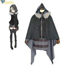 FGO Fate Grand Order Lord El-Melloi II Case Files Gray Cosplay Costume