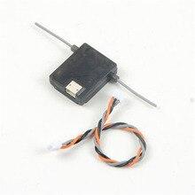 Prise en charge à grande vitesse du récepteur Satellite DSMX à fréquence automatique 2.4GHz pour le contrôleur de vol DSMX DSM2 11MS 22MS modèle RC