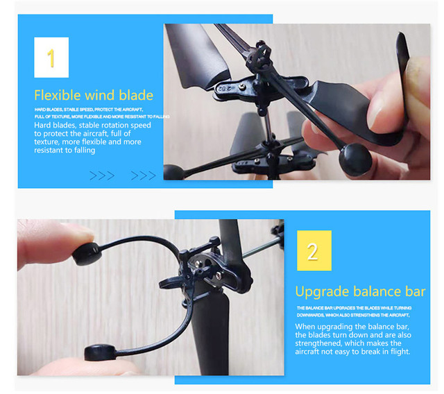 Mini Rc Infrared Induction Helicopter Aircraft Flashing Light Toys Christmas Gift Kids Toys For Children