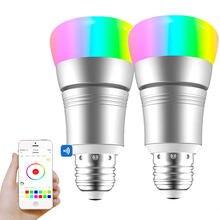 Умная лампа с wi fi управление через приложение регулировка