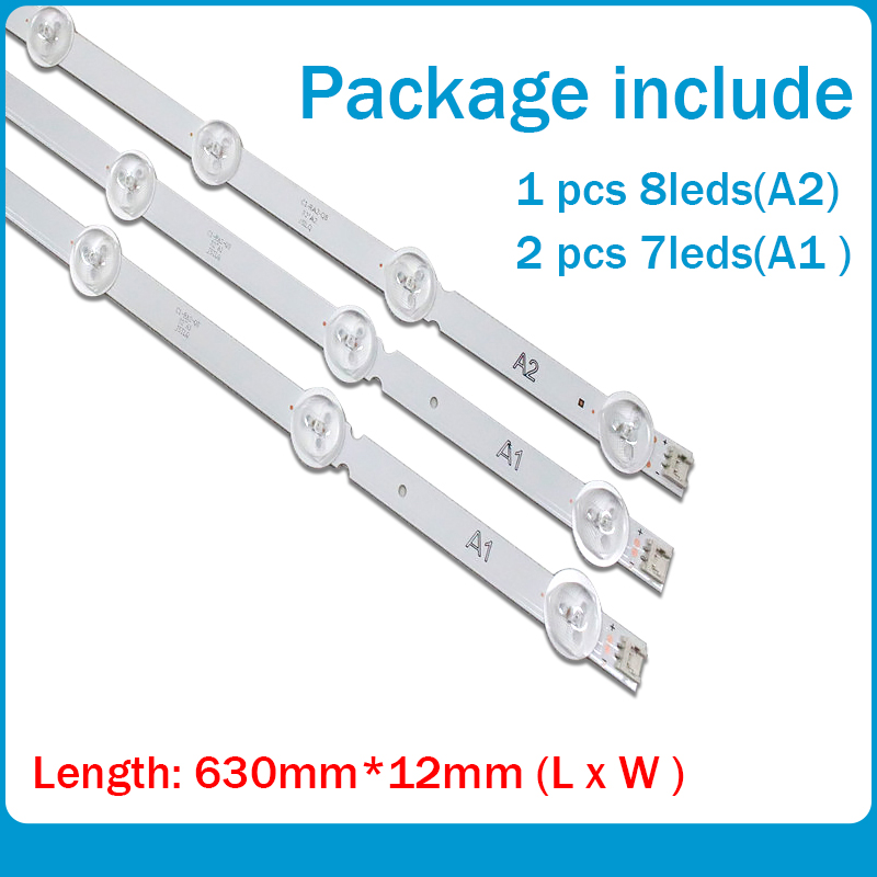 LED Backlight For 6916L-1106A 6916L-1105A 6916L-1204A 6916L-1205A 32ln570V 32LN545B 32LN5180 6916L-1295A 32LN5310 6916l- 1296a