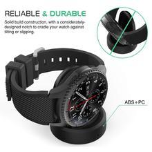 Беспроводная зарядная док-станция для samsung Galaxy Watch 42 мм 46 ММ сменная зарядная подставка для samsung Galaxy аксессуары