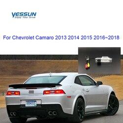Auto achteruitrijcamera brackup HD Camera Voor Chevrolet Camaro 2013 2014 2015 2016 2017 2018 backup Camera/kentekenplaat camera