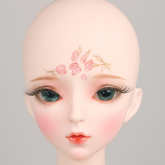 For Bjd Eyeball 14mm Glass Material Green Blue Eyes Suitable For 1/3 1/4 Doll Accessories 4