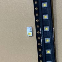 50 pces samsung 3432 3030 3535 3w naturalmente whit smd/smt led 4000k smd 3030 led montagem em superfície 3v chip 3.6v ultra birght led chip de diodo