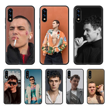 Spanish TV series Elite Season aron piper Phone Case hull For huawei honor play 6 7 8 9 10 view 20 A X i pro lite black funda 3D image