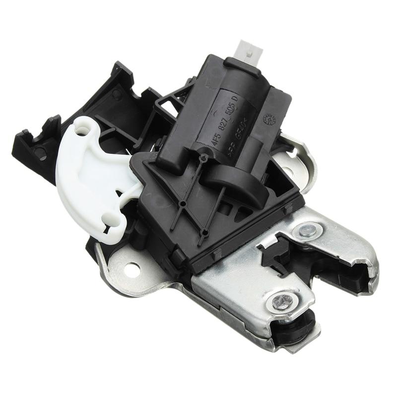 4F5827505D 4E0 827 505 C Seat Rear Trunk Boot Lid Lock Latch Actuator For Vw Passat B7 Eos Jetta Cc Audi A6 C6 A4 A5 A8