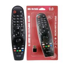 Nuevo Control remoto inteligente Universal MR 18/600 Fof LG TV 55SJ8000 60SJ8000 65SJ8000 55SJ8500 65SJ8500 55UJ6520, 65UJ6520