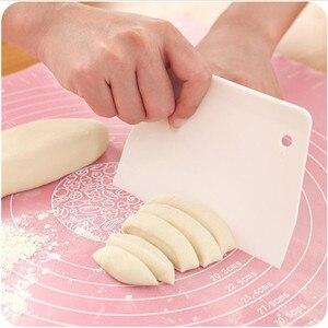 1 шт. продажа крема Гладкий торт трапециевидный шпатель инструменты для выпечки теста скребок кухонный нож для масла резак формы